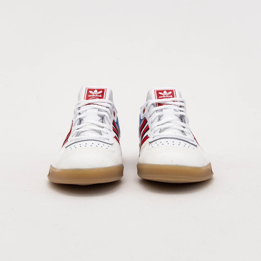 adidas Handball Top Sneaker - White BY9535 - Front | AStore