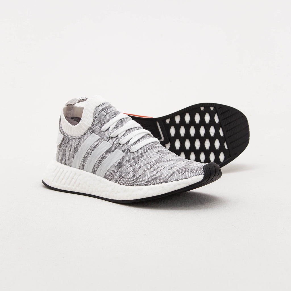 adidas NMD_R2 - White / Grey BY9410 | AStore