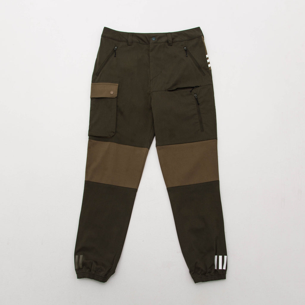 adidas White Mountaineering Woven Pants - Green BQ4101 | AStore