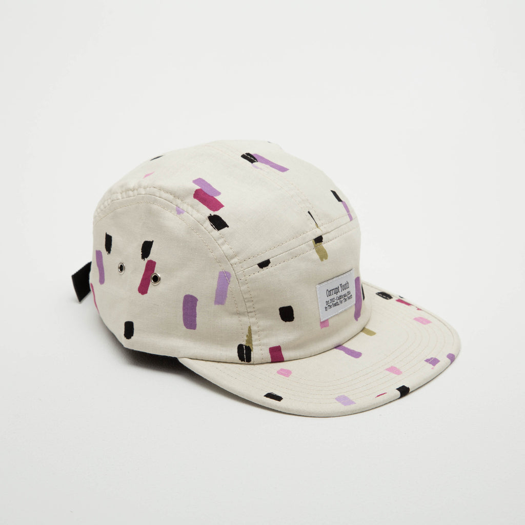 Corrupt Youth Confetti Cap