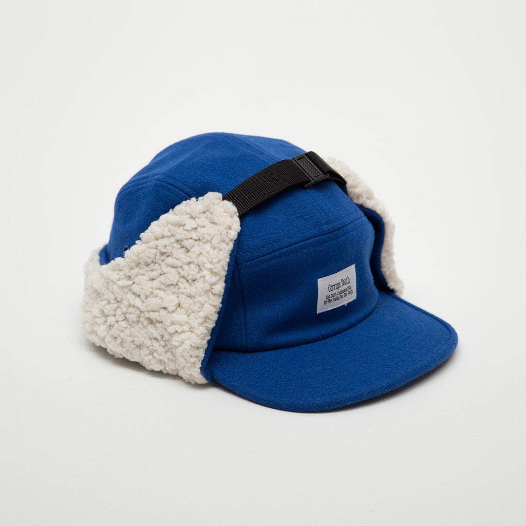 Corrupt Youth Wool Flap Cap