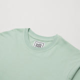 Good Good Good Basic T Shirt (Long Sleeve) - Mint - Neck Label | AStore