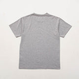 Box T Shirt (Short Sleeve) - Grey - A Store