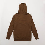 Good Good Good Classic Pullover Hoody - Brown - Rear View | AStore