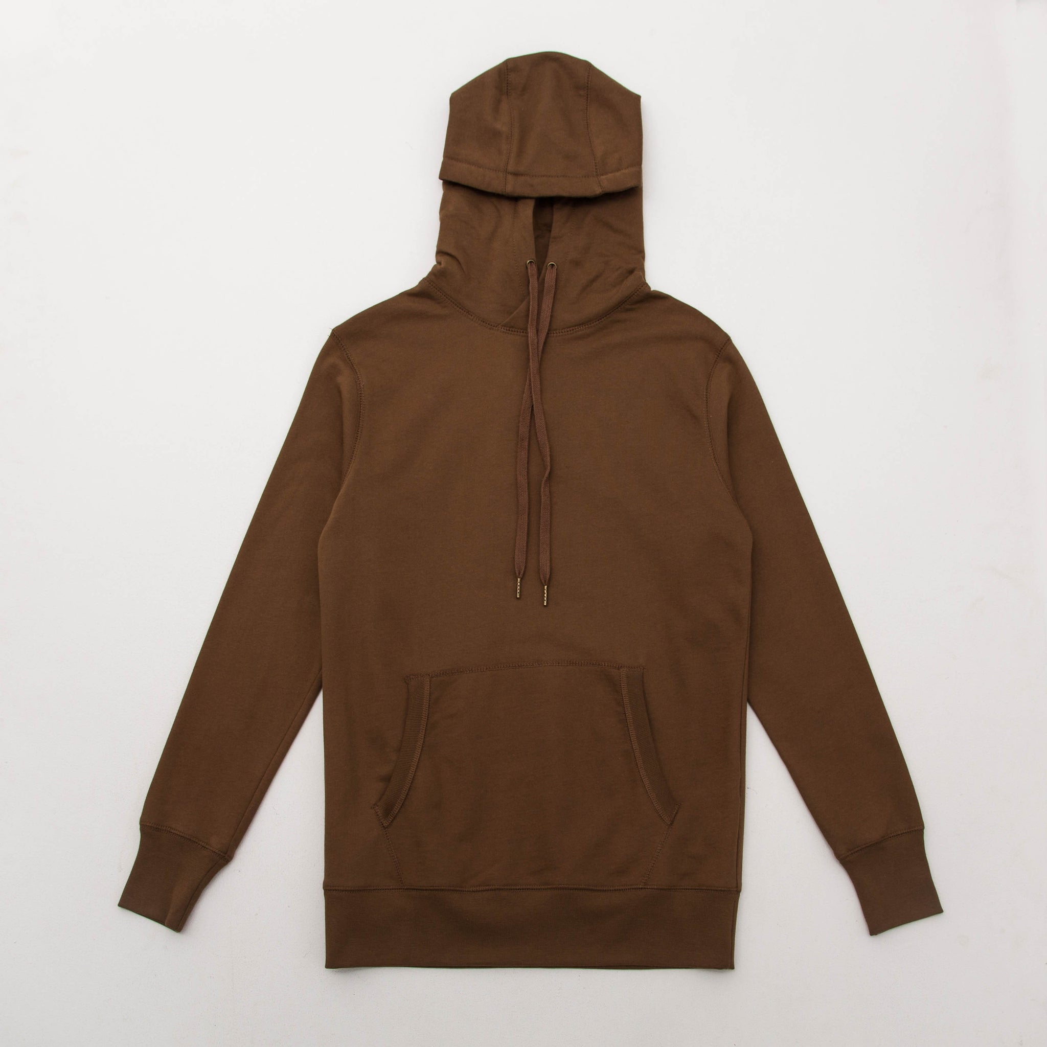 Classic Pullover Hoody - Brown - A Store