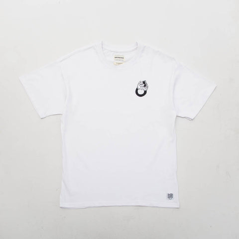 Phone Hands Tee - White