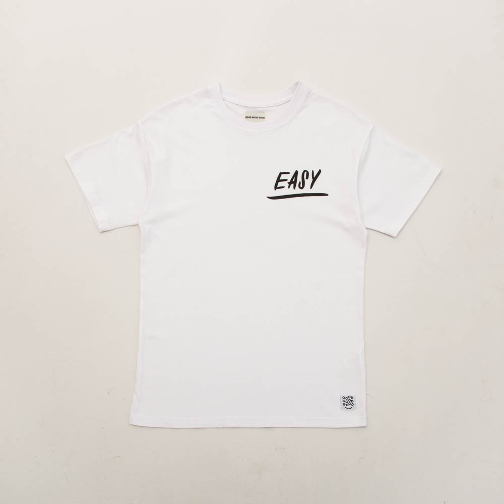 Shaun Hill Easy Tee - White