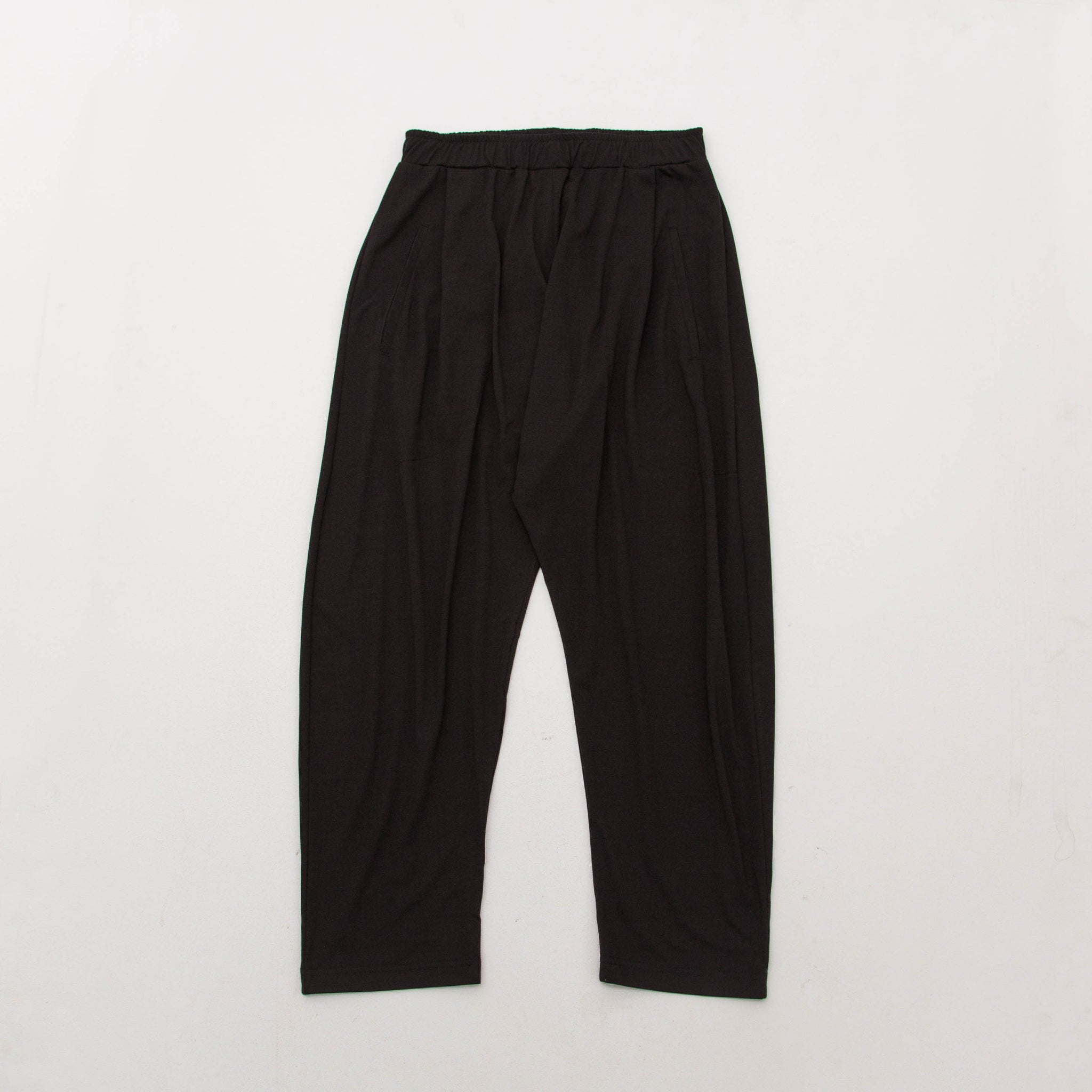 Good Good Good Sunday Trousers - Black - Front | AStore