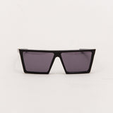 Super W Sunglasses - Black 298 - Front | AStore