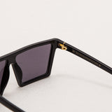 Super W Sunglasses - Black 298 - Detail | AStore