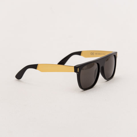 Flat Top - Francis / Black / Gold - A Store