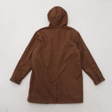 Simon Deporres Cedar Parka - Brown - Back | AStore