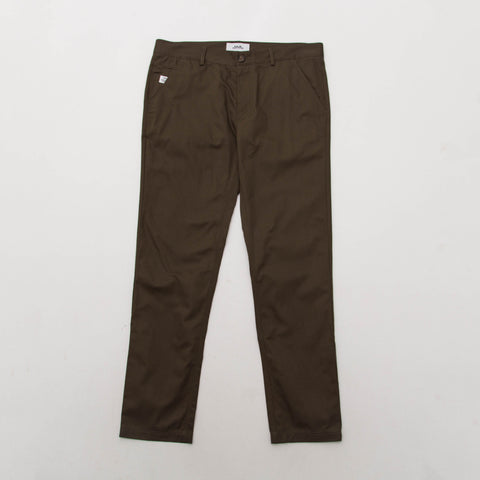 Simon Deporres Hopkins Chino - Olive - Front | AStore