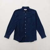 Simon Deporres Inventory Shirt - Navy - Front | AStore