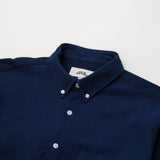 Simon Deporres Inventory Shirt - Navy - Collar | AStore