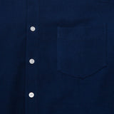 Simon Deporres Inventory Shirt - Navy - Buttons | AStore