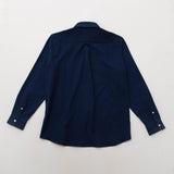 Simon Deporres Inventory Shirt - Navy - Back | AStore