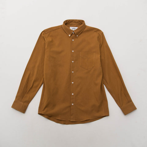 Simon Deporres Inventory Shirt - Mustard - Front | AStore