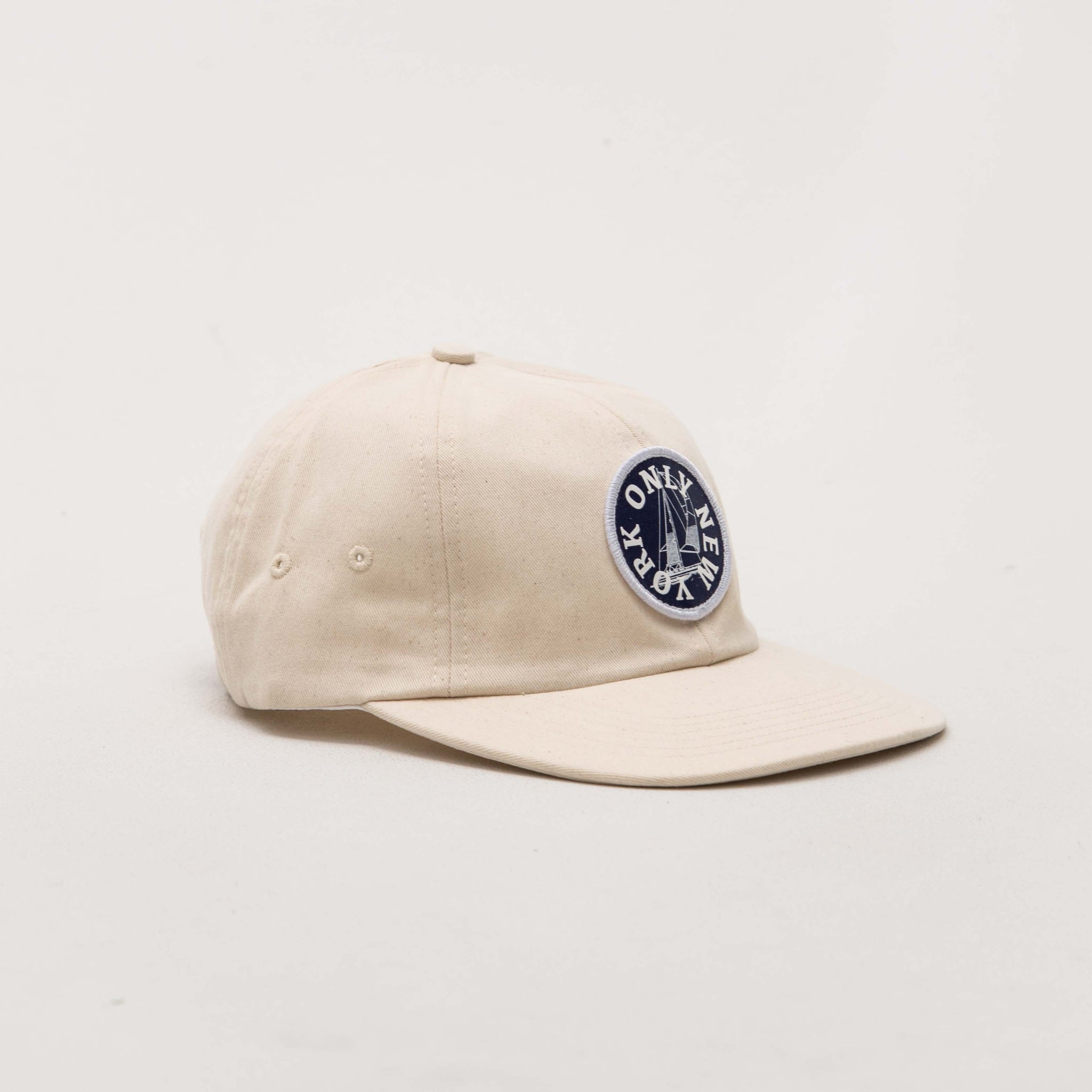 Only NY Newport Polo Hat - Natural | AStore