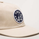 Only NY Newport Polo Hat - Natural - Front Patch | AStore