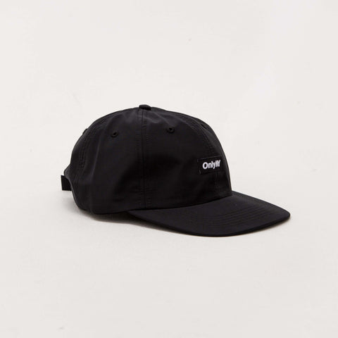 Tech Polo Hat - Black