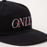 Only NY Midtown Polo Hat - Black - Front Logo | AStore
