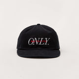 Only NY Midtown Polo Hat - Black - Front | AStore