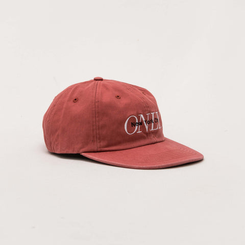 Only NY Midtown Polo Hat - Red | AStore