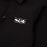 Only NY New York Love Coach Jacket - Black - Chest Logo | AStore
