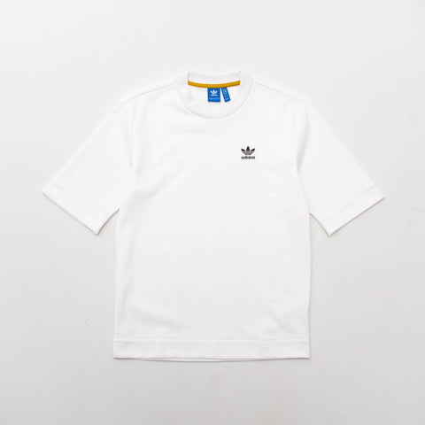 adidas Shadow Tones Tee - White CE7114 - Front | AStore