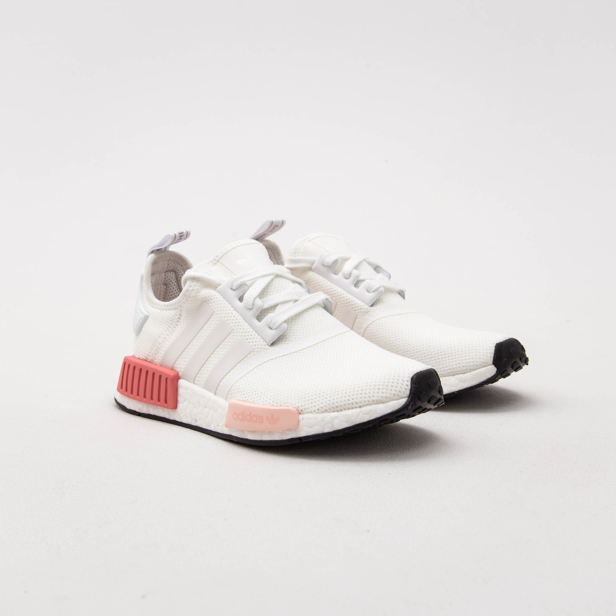 adidas NMD R1 Ladies Sneakers - White BY9952 | AStore