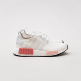 adidas NMD R1 Ladies Sneakers - White BY9952 - Side | AStore