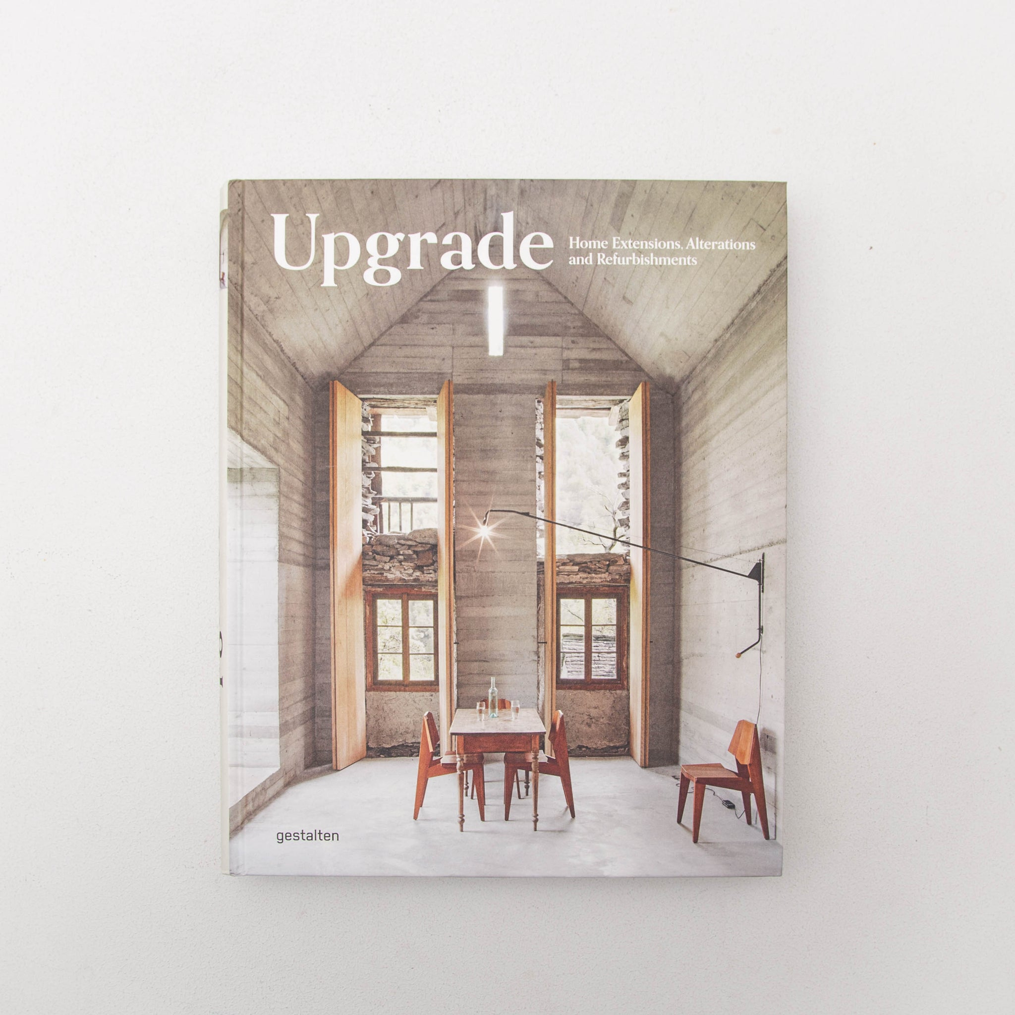 Upgrade: Home Extensions, Alterations and Refurbishments Book - Front | AStore