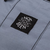 Not Seen Half Moon Bag - Grey - Woven Label | AStore