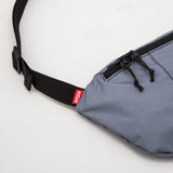 Not Seen Half Moon Bag - Grey - Strap | AStore