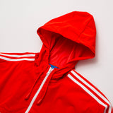 adidas Tennoji Windbreaker - Orange BR6865 - Hood | AStore