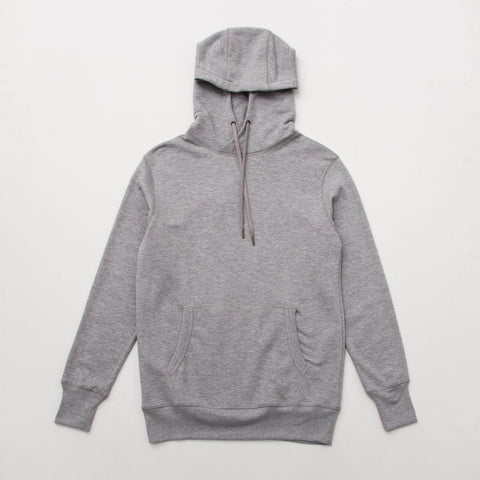 Good Good Good Classic Pullover Hoody - Grey - Front | AStore
