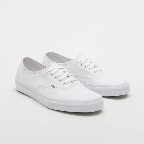 Vans Authentic True White Pair