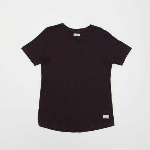 Tall Tee - Black - A Store