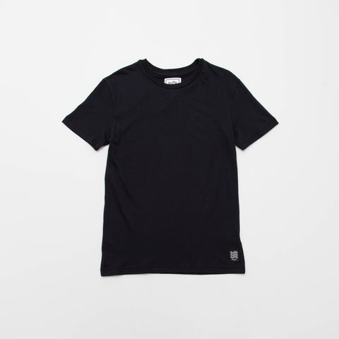 Good Good Good Basic T Shirt (Short Sleeve) Front Black