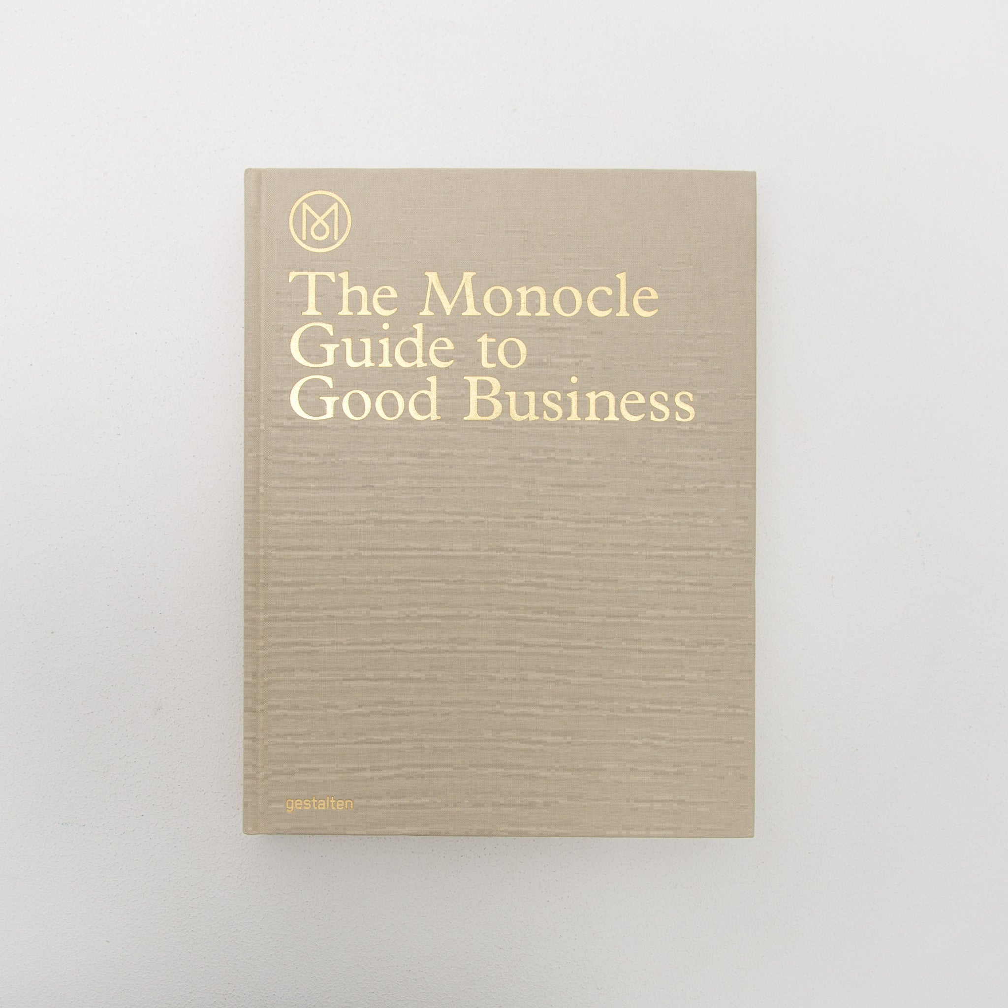 The Monocle Guide To Good Business - A Store