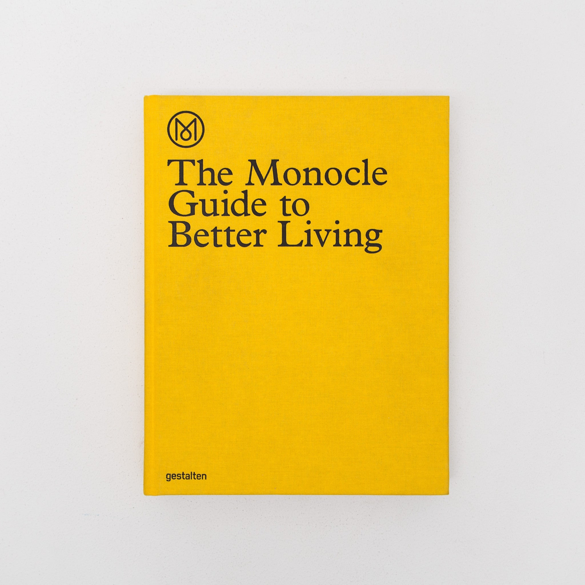 The Monocle Guide To Better Living - A Store