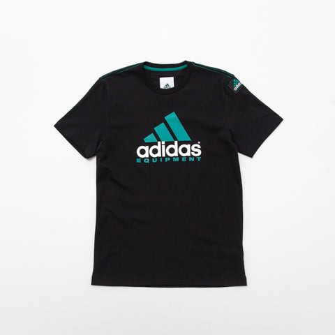 Equipment Tee - Black - A Store