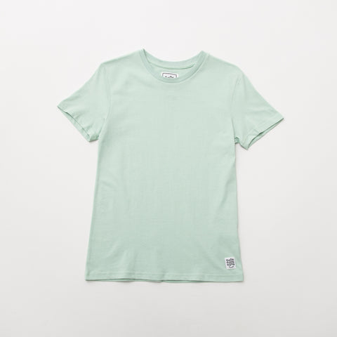 Good Good Good Basic T Shirt (Short Sleeve) - Mint - Front | AStore