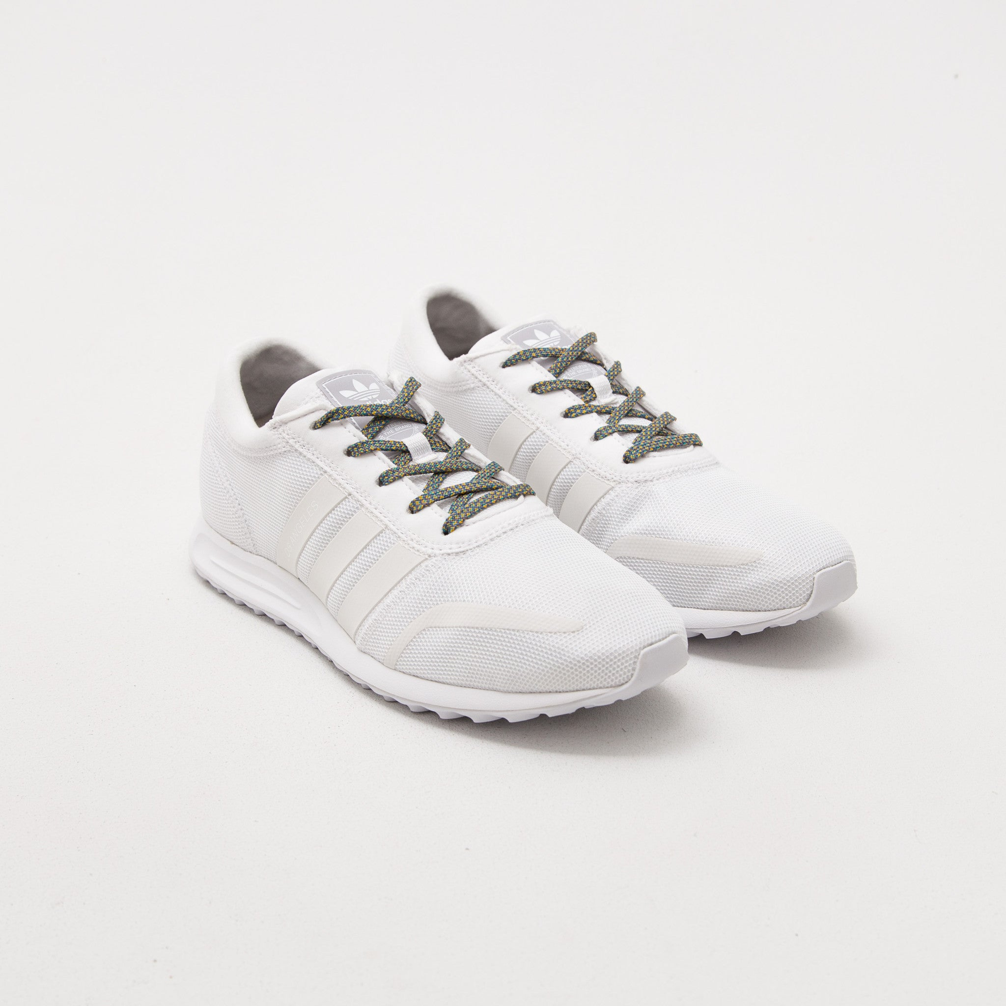 Los Angeles -  Ftwr White / Ftwr White / Lgh Solid Grey