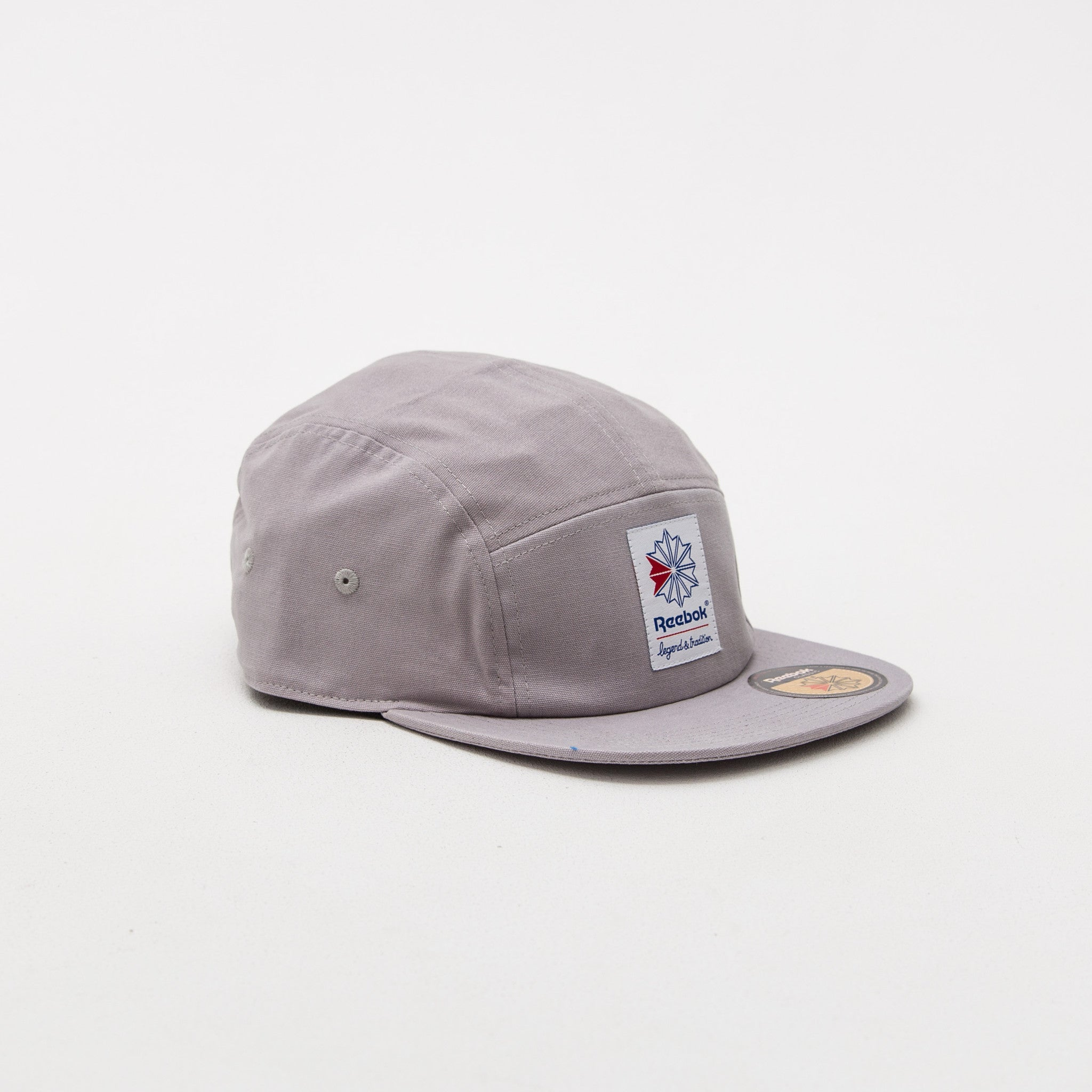 CL FO 5 Panel Cap - Grey
