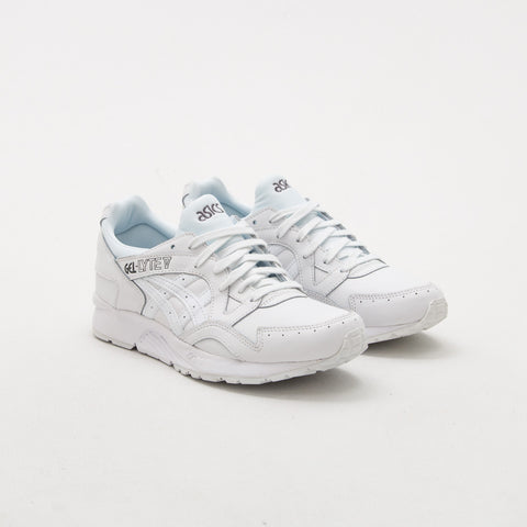 Asics Gel Lyte V White / White Leather