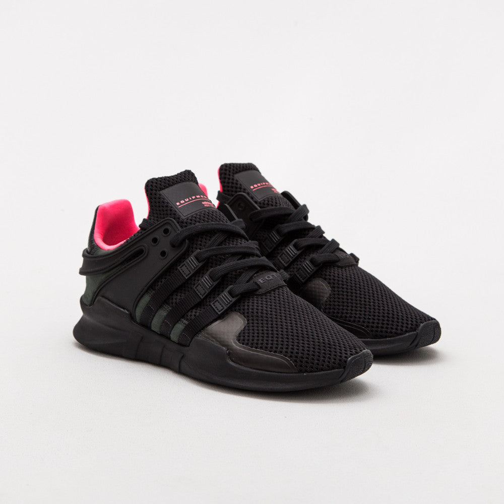 adidas EQT Support ADV Sneakers - Core Black / Turbo Red BB1300 | AStore