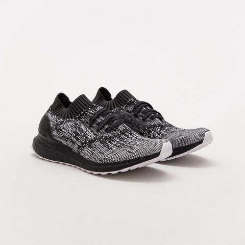 adidas UltraBOOST Uncaged Sneaker - Black / White S80698 | AStore
