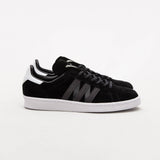 adidas White Mountaineering Campus 80s Sneakers - Core Black / Running White - BA7516 - Side